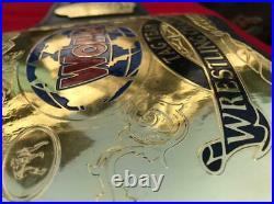 Wwf World Tag Team Wrestling Championship Belt Heavyweight Adult Replica Belt