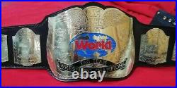 Wwf World Tag Team Wrestling Championship Replica Belt 2mm Adult Size Free Ship