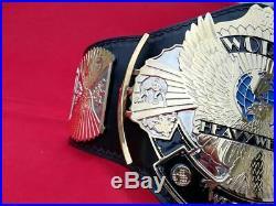 Wwf World Winged Eagle Tag Team Heavyweight Championship Belt Wwe Wrestling Belt