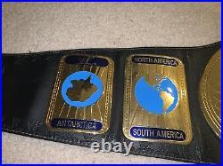 Wwf Wwe Intercontinental Championship Title Adult Replica Belt